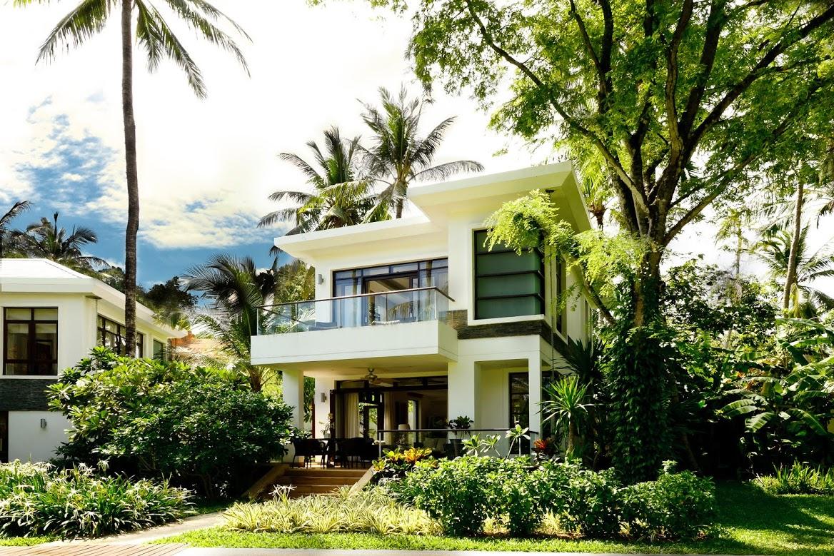 Xu h ng m i trong kh ng gian s ng bi t th n m 2016 for Anda garden pool villas