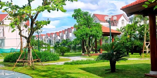 Biet thu Bang lang Vinhomes Riverside