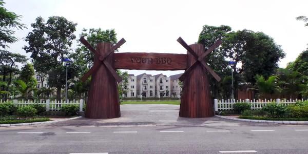 Biet thu Hoa Anh Dao Vinhomes Riverside
